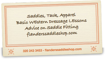 Flanders Saddle Shop